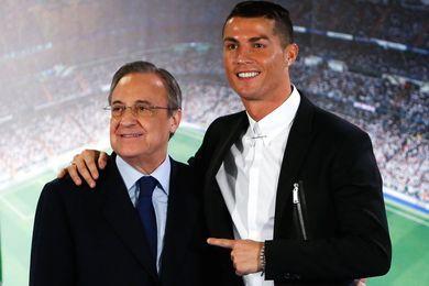 REAL MADRID – Florentino Perez allume Ronaldo, Raul, Casillas…