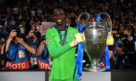 GHANA FOOTBALL AWARDS – Edouard Mendy élu joueur africain de l'année