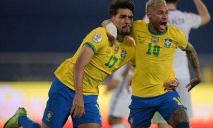 COPA AMERICA – Le Brésil en finale !