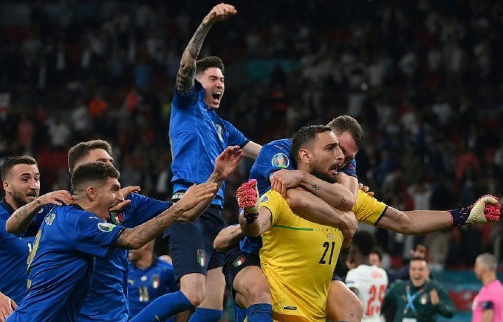 EURO – L'Italie sacrée aux tirs au but, l'Angleterre toujours maudite