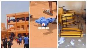 ACTES DE VANDALISME DES ÉLÈVES – Mamadou Talla annonce des sanctions