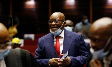 AFRIQUE DU SUD – Zuma obtient le réexamen de sa condamnation
