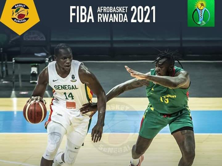AFROBASKET 2021 – Le Sénégal hérite de l'Angola en quart