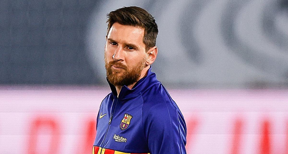 Football: Messi a signé un contrat de deux ans avec le PSG