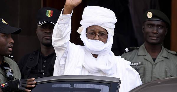 DECEDE DE LA COVID-19 – Hissène Habré inhumé à Yoff