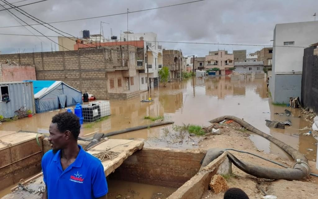 """INONDATIONS  – Macky Sall déclenche le plan """"Orsec"""""""