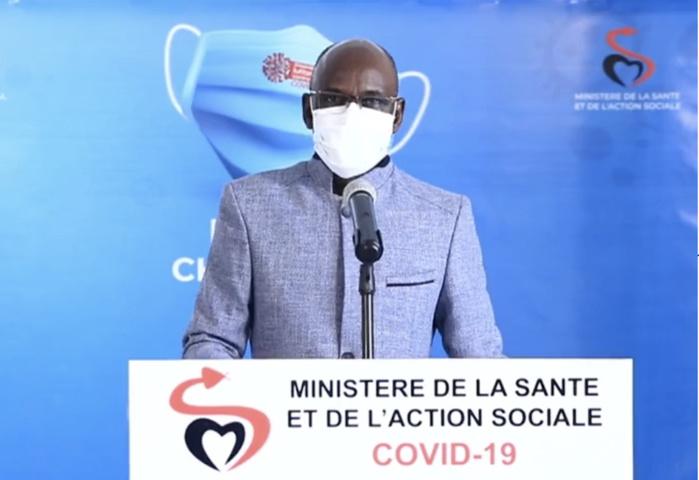 COVID-19 AU SENEGAL – 91 nouveaux cas positifs, 7 décès