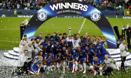 SUPER COUPE D'EUROPE – Chelsea piège Villarreal