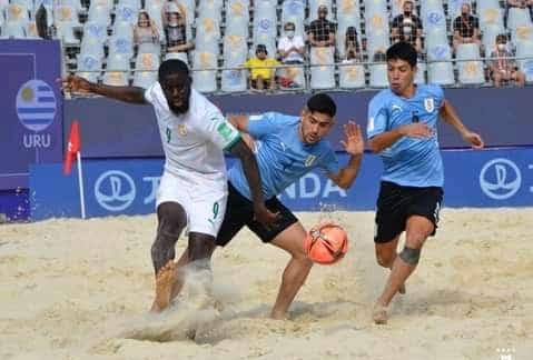 MONDIAL BEACH – Le Sénégal écrase d'entrée l'Uruguay (6-1)