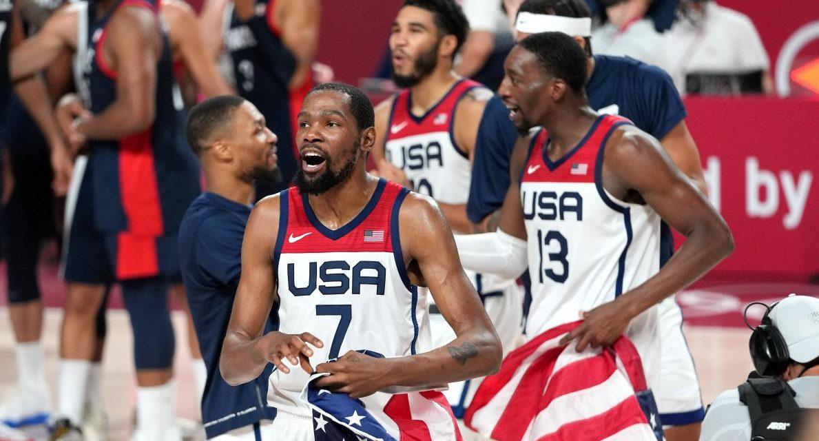 BASKET J.O – Team Usa décroche une 4ème médaille d'Or olympique de rang