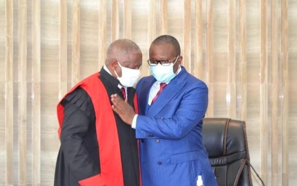 Décès du président de la Cour suprême Bissau guinéenne, à Dakar
