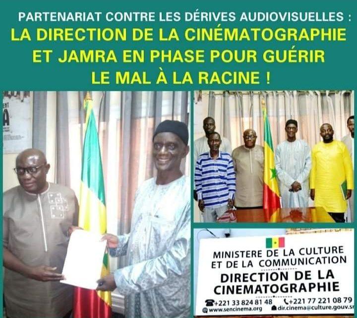 DERIVES AUDIOVISUELLES- Jamra et ses partenaires plaident pour la délivrance de quitus avant diffusion