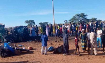 NDIOUM – 14 morts dans un accident de la route