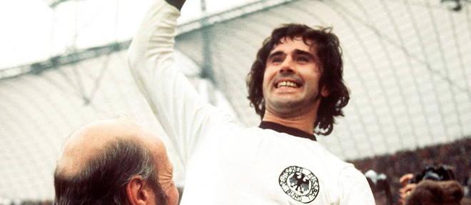 FOOTBALL – Décès de Gerd Müller, légende du football allemand