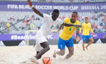 MONDIAL BEACH SOCCER – Les Lions du Sénégal entrent dans l'histoire !