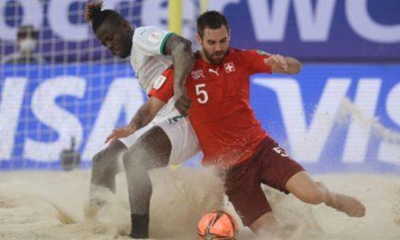 MONDIAL BEACH SOCCER – Le Sénégal termine au pied du podium