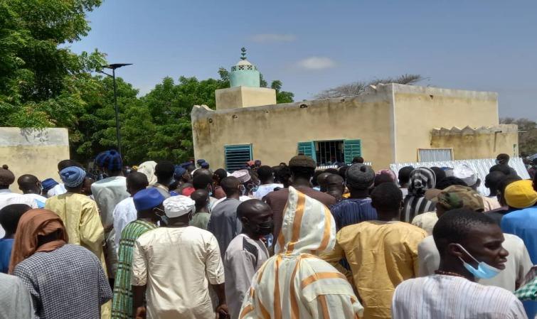 THIOTI : Ici repose le 8e Khalife de Thiénaba