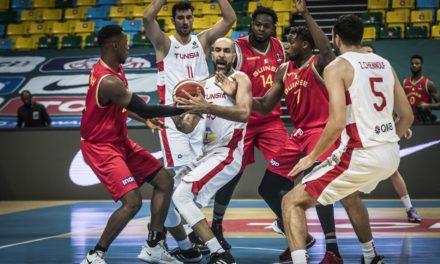 AFROBASKET 2021 – La Tunisie, championne d'Afrique, débute très fort