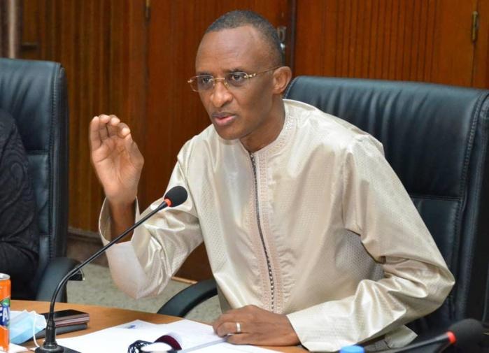 MAIRIE DE KAFFRINE – Abdoulaye Sow souhaite la disqualification de Wilane