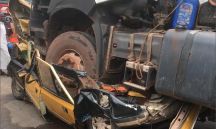 ACCIDENT MORTEL A KAOLACK- Le chauffeur malien Idrissa Doumbiya condamné à 4 ans de prison ferme
