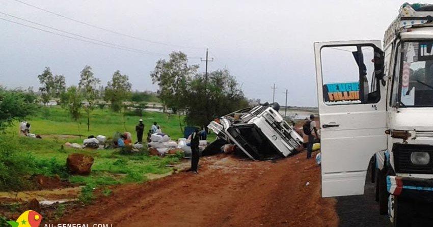 AXE SENOBA-ZIGUINCHOR – Trois personnes tuées dans un accident