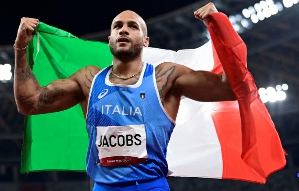 JO-2020 – L'Italien Lamont Marcell Jacobs succède à Usain Bolt au palmarès du 100 m