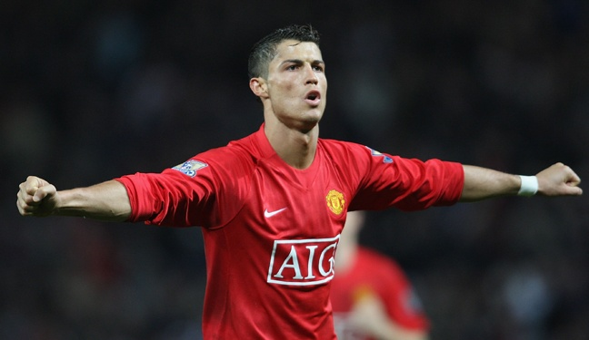 MANCHESTER UNITED – CR7 is back!