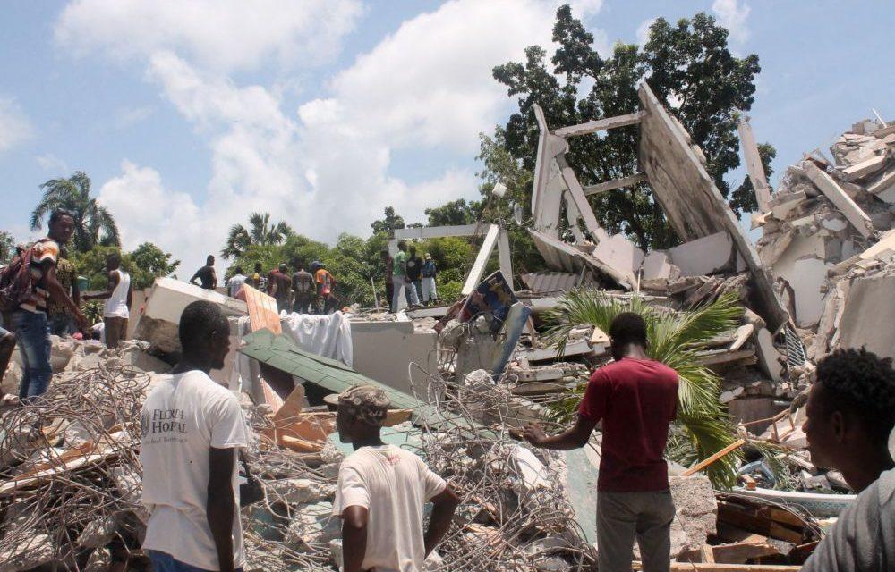 HAÏTI – Un séisme fait au moins 304 morts