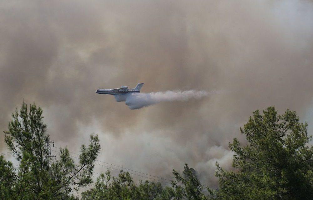 TURQUIE – Un avion bombardier d'eau s'écrase, 8 morts, selon Interfax