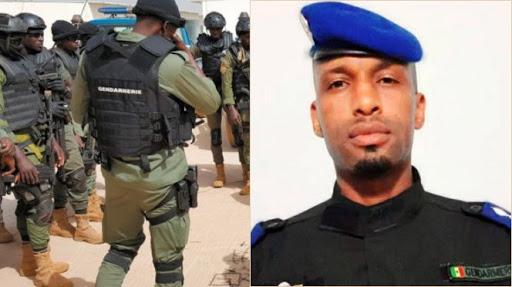 BLESSURE DU GENDARME MOUHAMED KA EN MARS DERNIER – Un auxiliaire de la gendarmerie crée une cagnotte à son insu