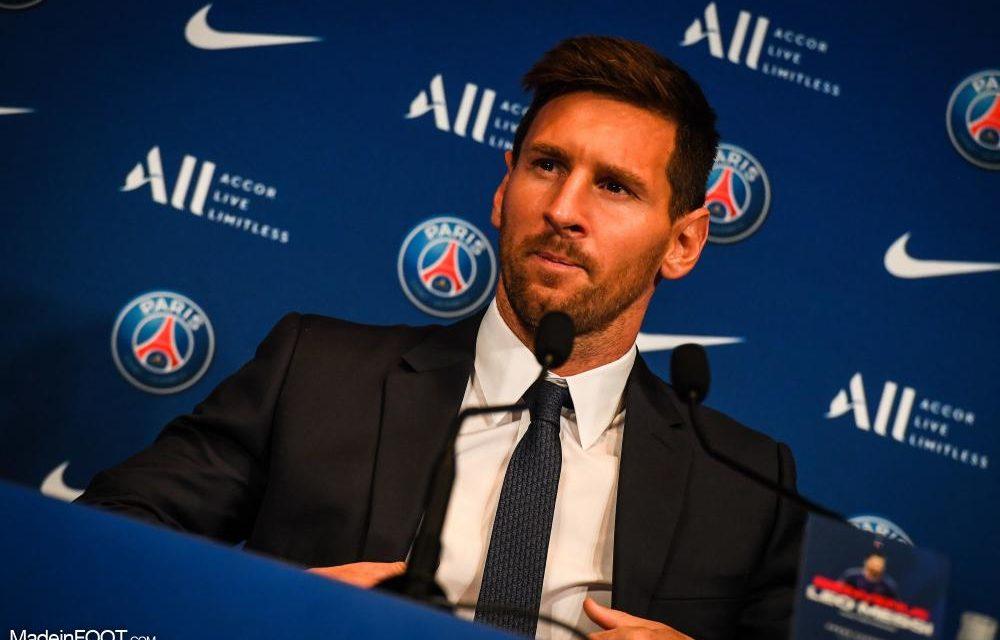 PSG – Une partie du salaire de Messi versée en fan token