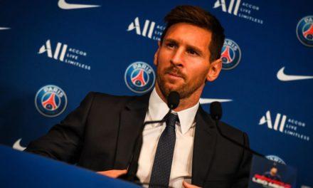 PSG – Messi affiche ses ambitions !