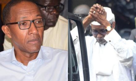 DECES DE HISSENE HABRE – La virulente sortie d'Abdoul Mbaye