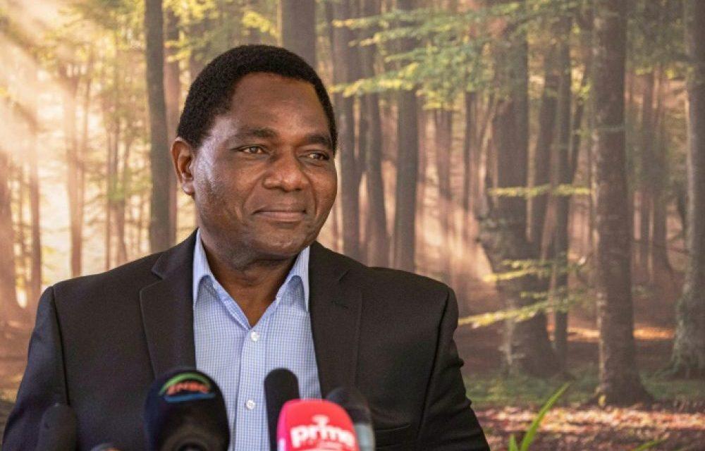 ZAMBIE – Un nouveau président, transition politique en douceur