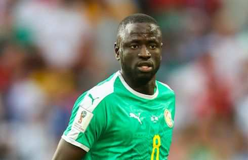 CONGO-SENEGAL – Cheikhou Kouyaté vers un forfait