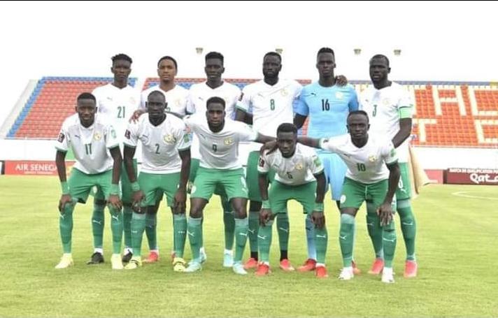 ÉLIMINATOIRES MONDIAL 2022 – Le Sénégal surclasse le Togo (2-0)