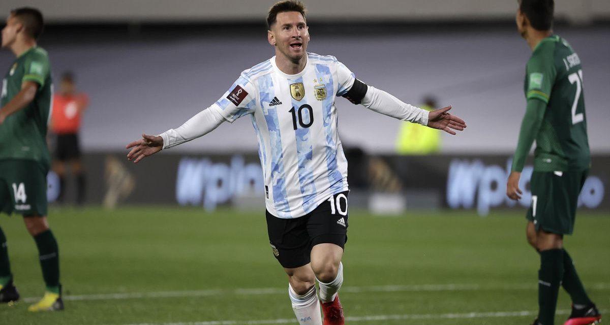 MEILLEUR BUTEUR D'AMERIQUE DU SUD – Messi efface Pelé