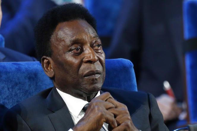 BRÉSIL – Le roi Pelé opéré d'une tumeur