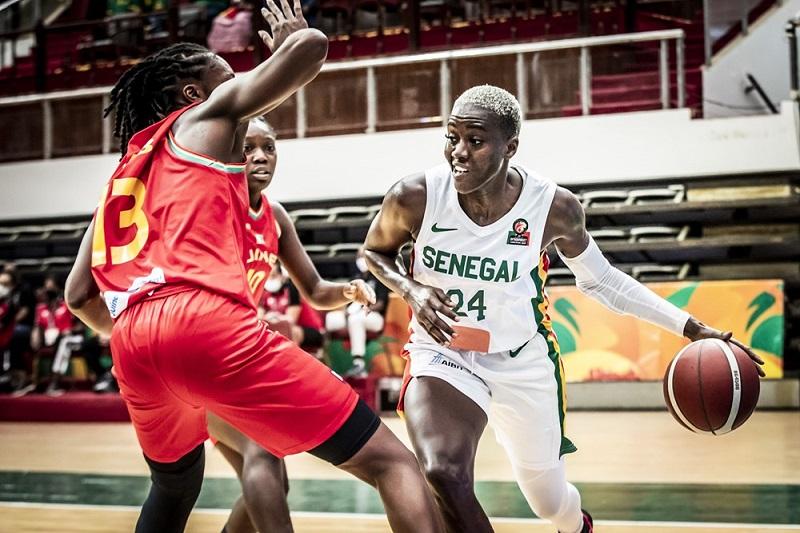AFROBASKET 2021 – Le Sénégal retrouve le Nigéria en demi-finale