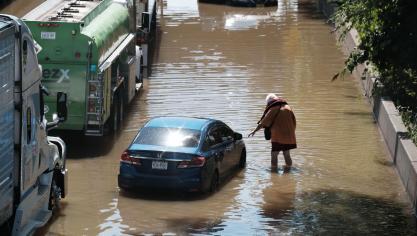 NEW-YORK – Au moins 41 morts après le passage de la tempête Ida