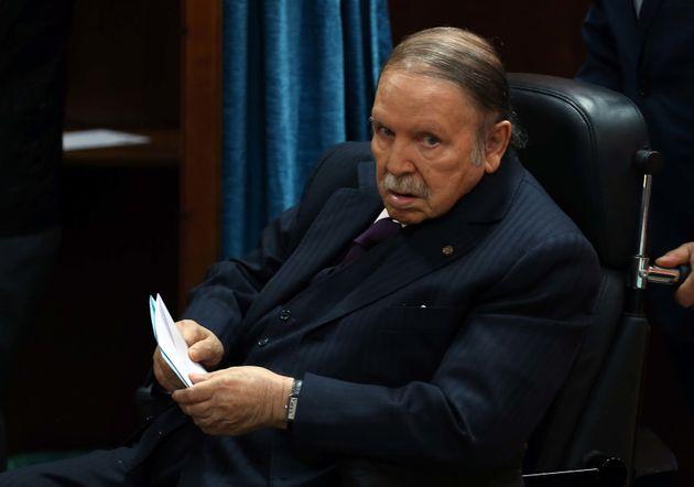 ALGERIE – Décès de l'ex-président Abdelaziz Bouteflika