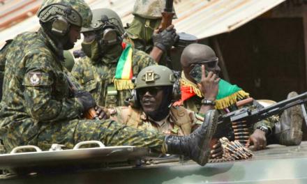 PUTSCH – La Cedeo suspend la Guinée de ses instances