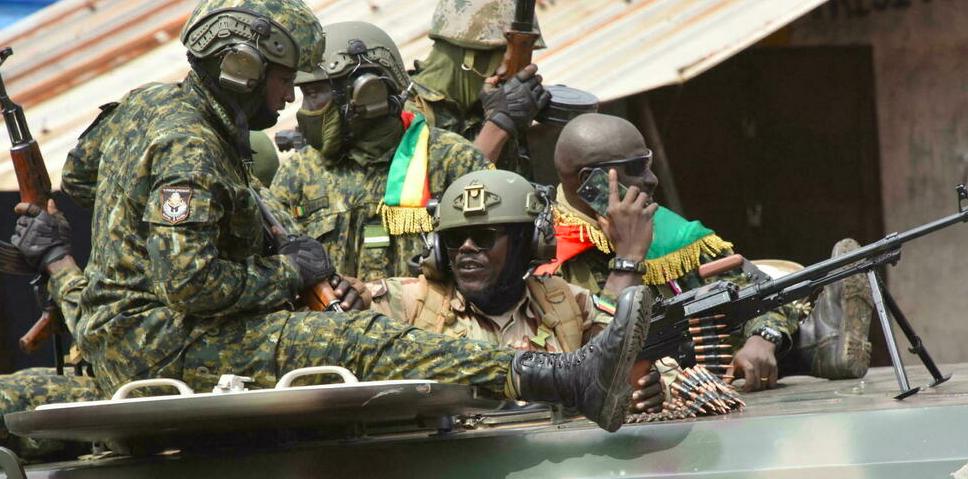 GUINEE – La junte fait face à la presse et rassure sur le sort d'Alpha Condé