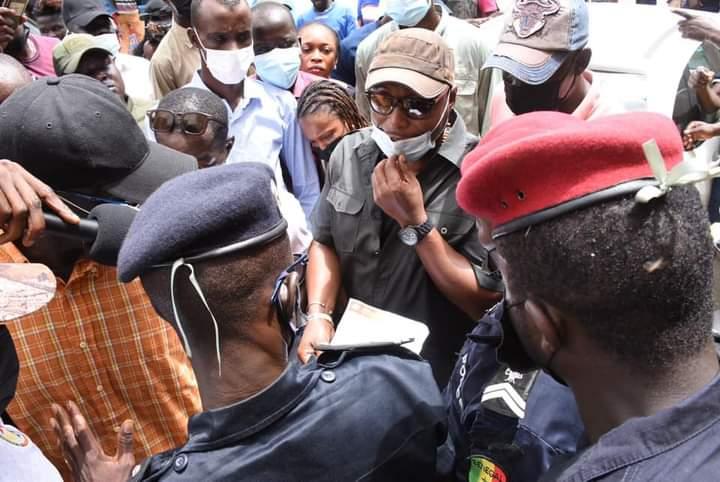SOUPÇONS DE TRANSFERT D'ELECTEURS – Barthélemy Dias fait une descente musclée à Grand-Dakar