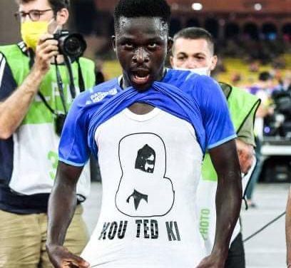 FOOTBALL – MONACO-MARSEILLE – La Ligue 1 sous le charme de Bamba Dieng