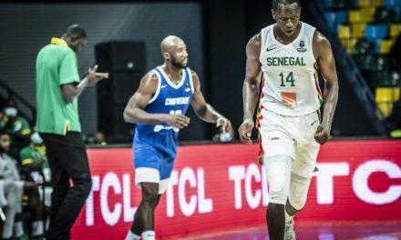 AFROBASKET – Le Sénégal s'empare de la médaille de bronze