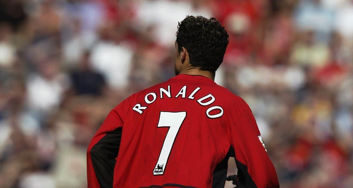 MAN U – Recherche maillot Ronaldo désespérément