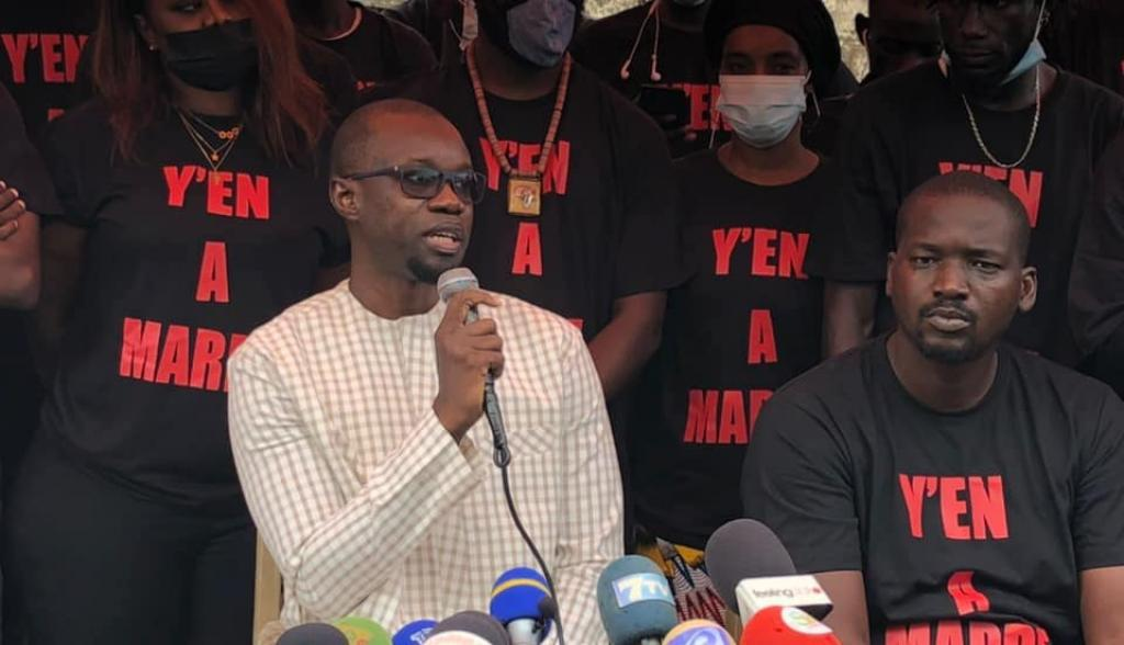 PLACEMENT SOUS MANDAT DE DEPOT DE KILIFEU ET SIMON – Des membres de l'opposition taclent le régime