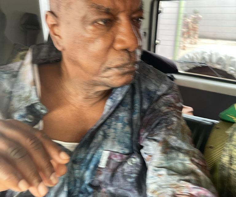 VIDEO – PHOTOS – ALPHA CONDE – Les images de l'arrestation d'Alpha Condé