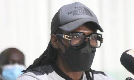 CONGO-SÉNÉGAL – Aliou Cissé vise la première place